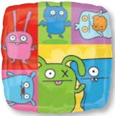"18"" Ugly Dolls Mylar Balloon"