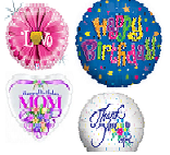 "18"" 151 Assorted Balloons (Clearance)(Double Checking Area)"