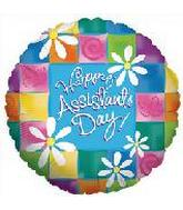"18"" Happy Assistant Day Daisy"