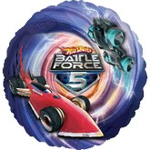 Battle Force 5 Balloons