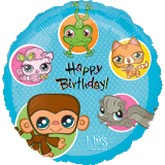 Littlest Pet Shop Balloons