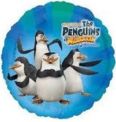 Penguins of Madagascar Balloons