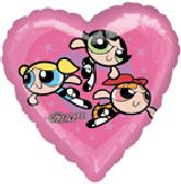 Powerpuff Girls Balloons