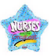 Nurses Wholesale Mylar Balloons