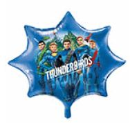 "28"" Thunderbirds Balloon"