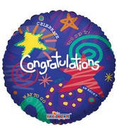 "18"" Congratulations Messages"