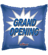 "18"" Grand Opening Balloon Starburst"