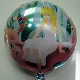 "18"" Fairy Princess Mylar Balloon"