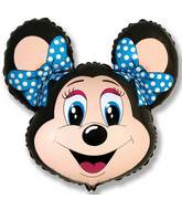 "27"" Lolly Mouse Black"