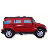 "24"" Hummer SUV Red"