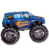 "30"" Big Wheels Monster Truck Blue"
