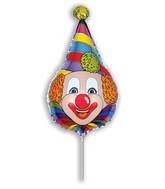 Airfill Only Clown Balloon
