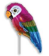 Airfill Only Super Parrot Balloon