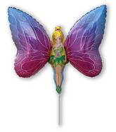 Airfill Only Lady Butterfly Princess