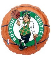 "18"" NBA Boston Celtics Basketball"