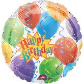 "18"" Photo Fun Birthday Mylar Balloons"