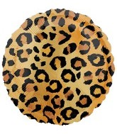 "18"" Cheetah Print Balloon"