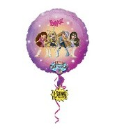 "28"" Bratz Singing Balloon"