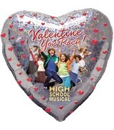 "36"" High School Musical Valentine"