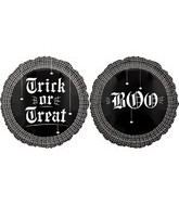 "18"" Trick or Treat Web Balloon"