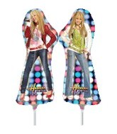 (Airfill Only) Hannah Montana Balloon Full Body