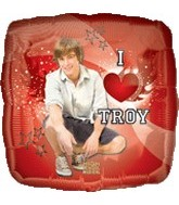 "18"" I Love Troy High School Musical"