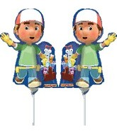 (Airfill Only) Handy Manny and Tools Balloon