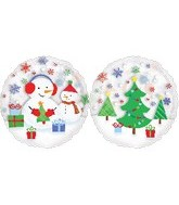 "26"" Holiday Ornament Balloon"