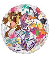 "18"" Looney Tunes Art Balloon"