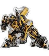 "32"" Transformers Balloon Bumble Bee"