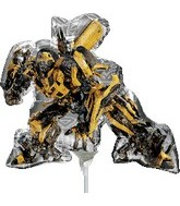 (Airfill Only) Transformers Balloon Bumble Bee