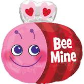 "18"" Cute Bee Mine Balloon"