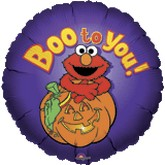 18&#39&#39 Elmo Boo to You Balloon