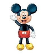 "52"" Mickey Mouse Airwalker Balloon"