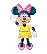 "54"" Minnie Mouse Airwalker Balloon"