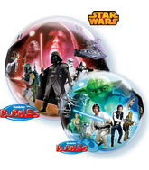 "22"" Single Bubble Star Wars"