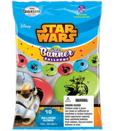 Party Banner Balloons 10 Count Star Wars