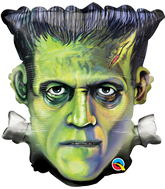 "25"" Frankenstein Head Balloon"