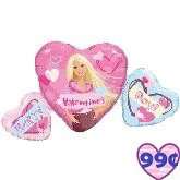 "33"" Barbie Valentine&#39s Day Heart"